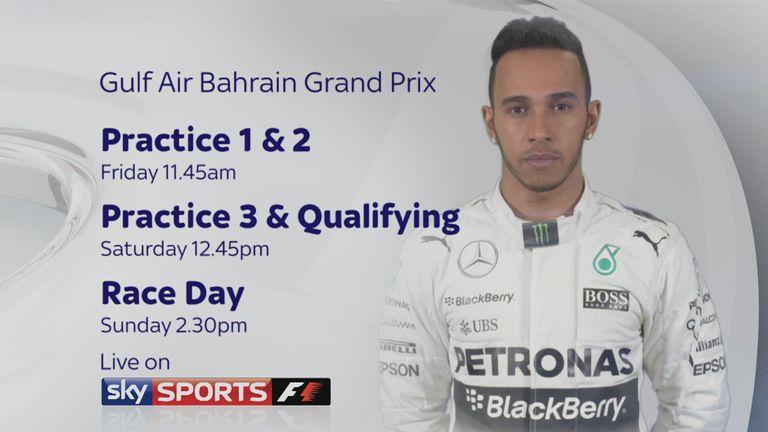 Bahrain TV Times