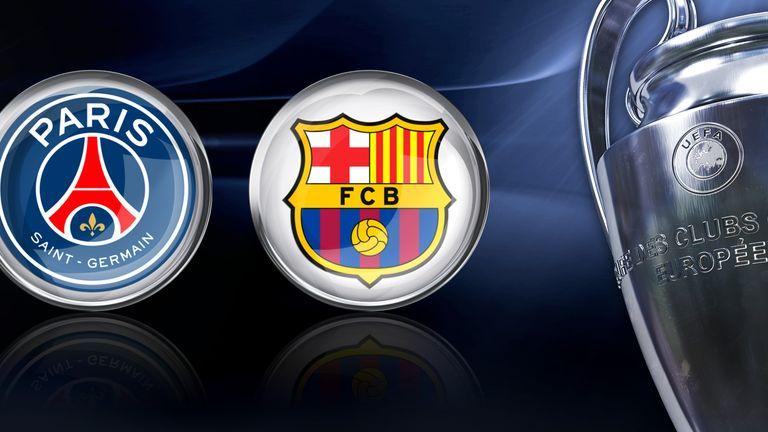 Live Match Preview Psg Vs Barcelona 15 04 2015
