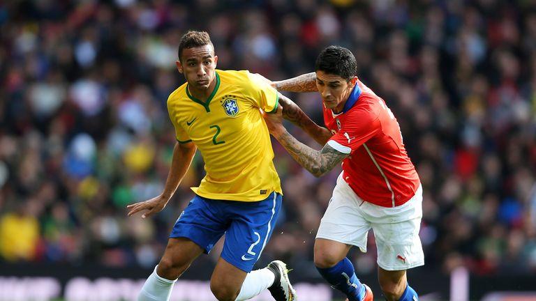 Danilo has 13 caps for Brazil