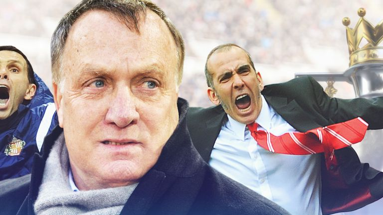 Can Dick Advocaat follow in the footsteps of Gus Poyet and Paolo di Canio by beating Newcastle?