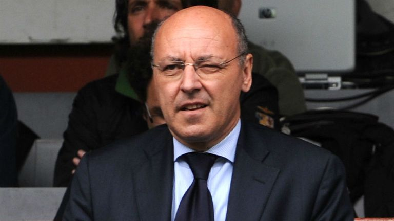 Giuseppe Marotta: Believes his star man will stay put