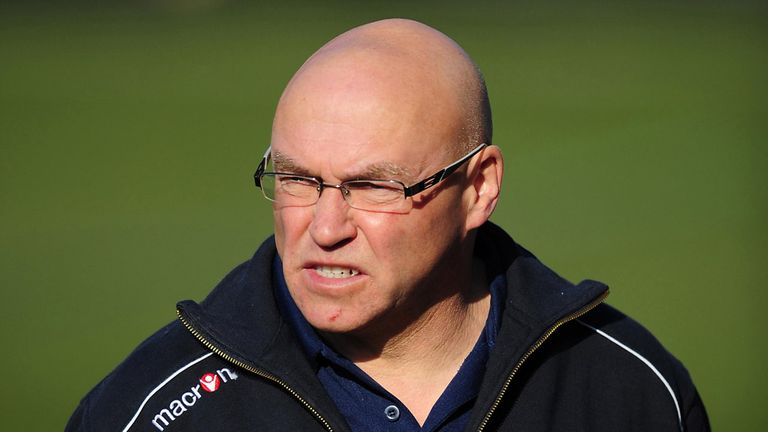 Wales coach John Kear