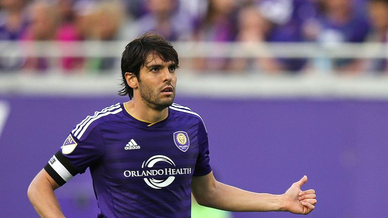 Kaka has been chosen as the captain of the MLS All-Stars team to face Tottenham Hotspur on July 29