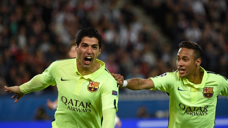 Suarez and Neymar are important for different reasons