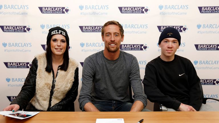 Pr Shoot - Barclays PR Shoot 28/04/2015 - Britannia Stadium - 28/4/15nnMandatory Credit: Action Images / Ed SykesnLivepicnEDITORIAL USE ONLY.