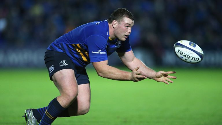Jack McGrath: Replaces Ireland team-mate Cian Healy at loosehead
