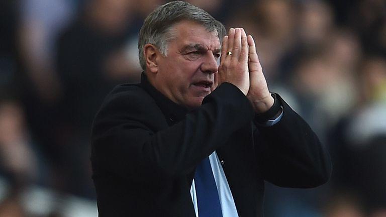 Sam Allardyce struggled to win over some West Ham fans but has been welcomed at Sunderland