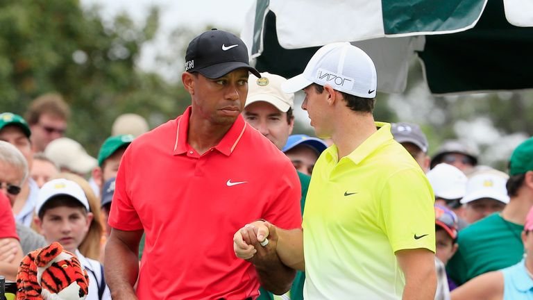 Tiger Woods and Rory McIlroy: Who was the crowd favourite?