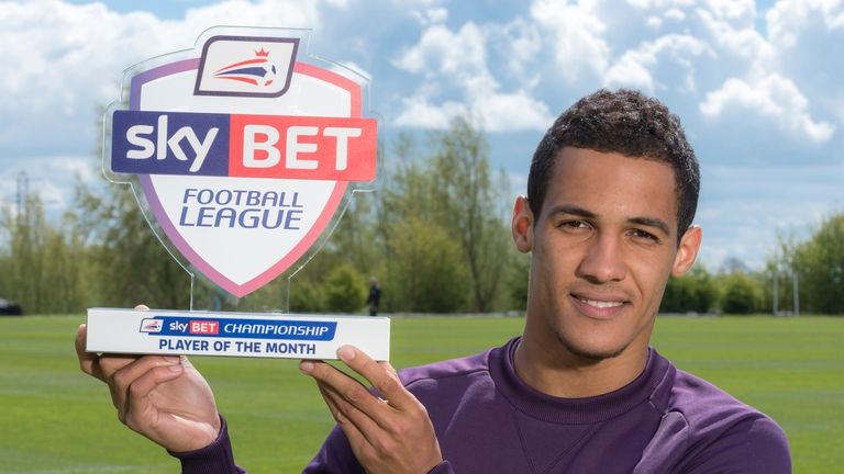 Tom Ince: Derby County winger
