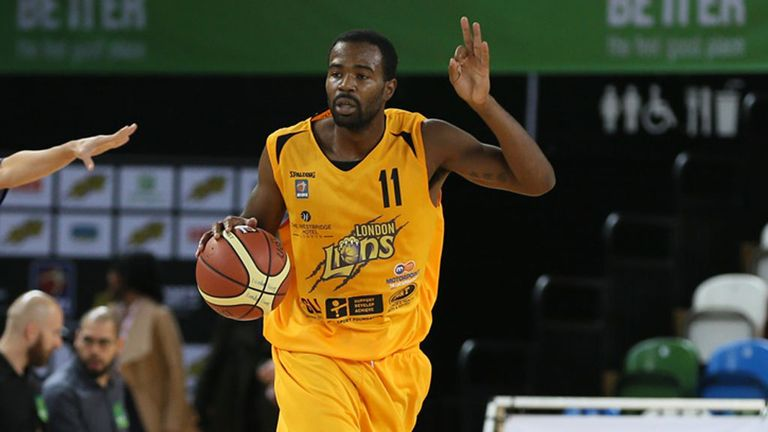 Zaire Taylor: Starring role for London Lions