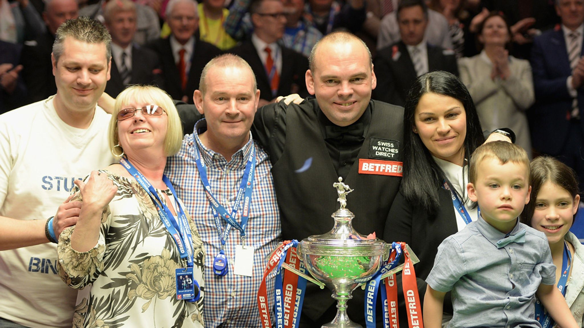 Stuart Bingham concerned modern fans have lost touch with snooker ...