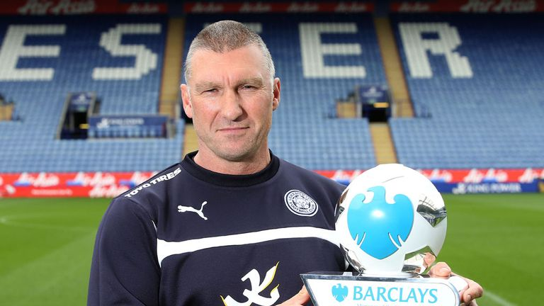 Nigel Pearson was the April's Premier League Manager of the Month