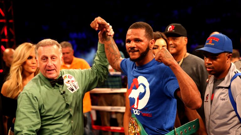 Anthony Dirrell will fight Callum Smith for the WBC title