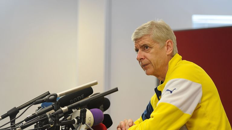 Arsene Wenger: Will set post-war record for FA Cup wins if Arsenal beat Aston Villa