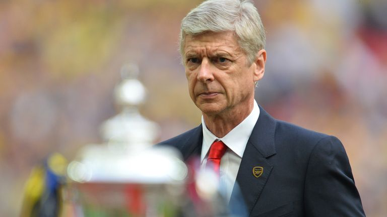 Arsene Wenger: Not expecting big-money additions to squad this summer