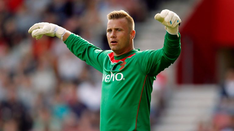 Artur Boruc: Made 37 appearances on loan at Bournemouth this season