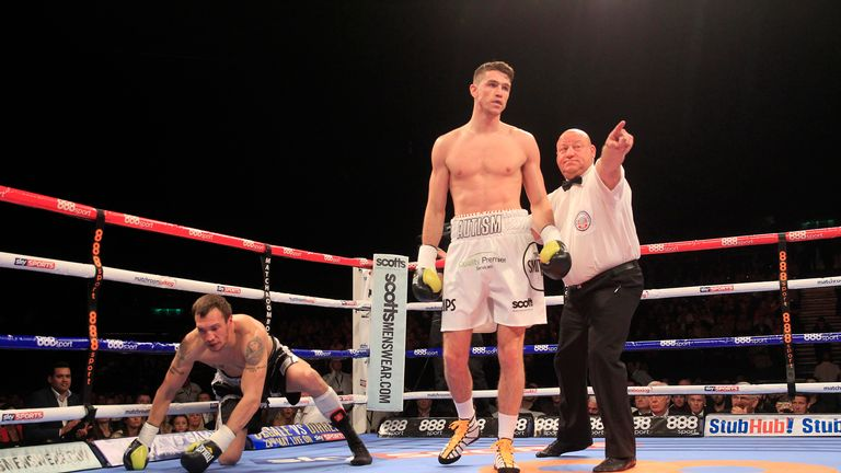 Callum Smith can be world champion