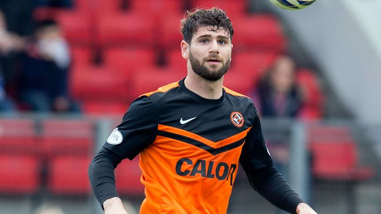 Nadir Ciftci: Dundee United have given Turk permission to speak to Celtic