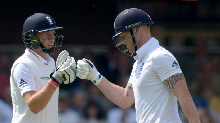 Joe Root and Ben Stokes played brilliantly together at Lord's as England recovered from 30-4 against New Zealand