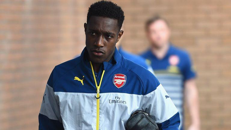 Danny Welbeck of Arsenal