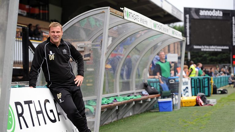 Bury manager David Flitcroft  has sent his defender out on loan