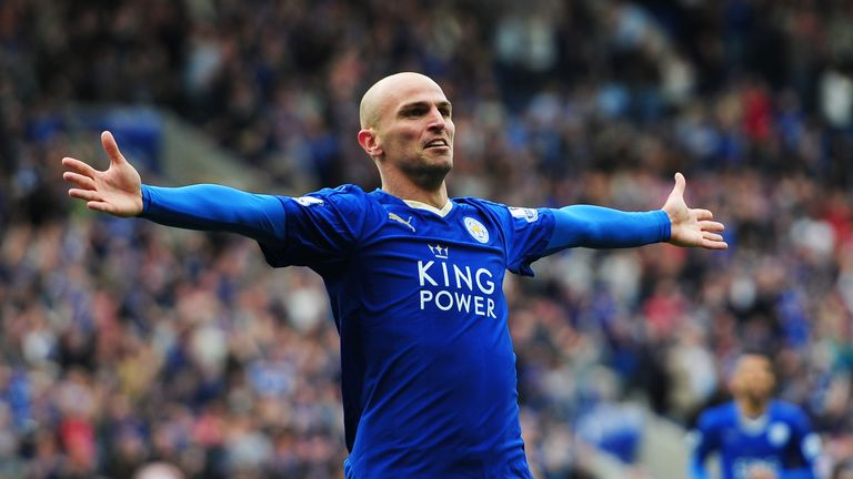 Esteban Cambiasso has been Leicester's star player, according to Paul Merson