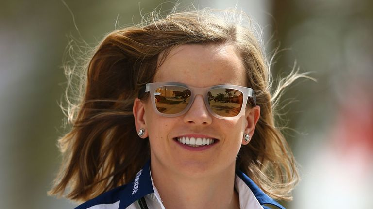 Susie Wolff: Always knew getting an F1 race seat would be tough