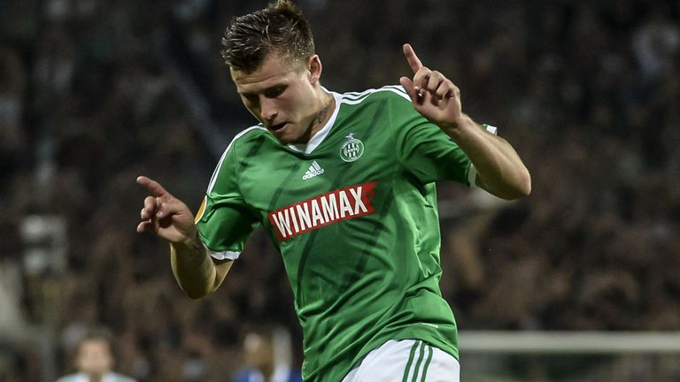 Saint-Etienne's Franck Tabanou could be heading to Swansea next seaosn
