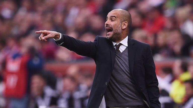 Pep Guardiola: Says he will still be at Bayern Munich next season