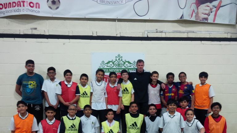 Jamie Carragher's Sports Academy