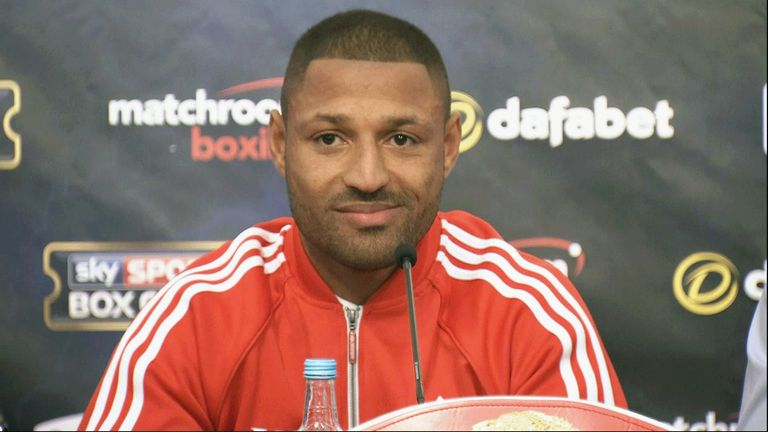 Kell Brook has been forced to postpone his defence against Diego Chaves