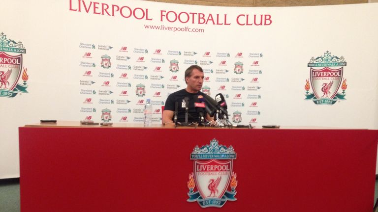 Rodgers wants Sterling to stay at Liverpool