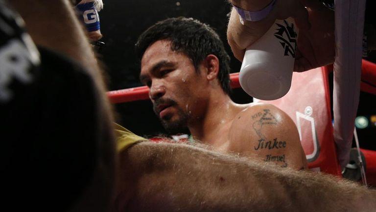 Floyd Mayweather v Manny Pacquiao, Las Vegas