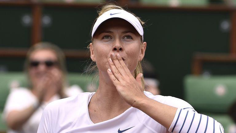 Maria Sharapova - fourth seed at Wimbledon