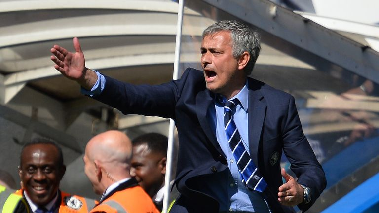 Jose Mourinho: Believes his side have worked hard for title