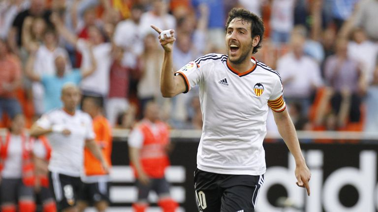 Dani Parejo: Closing in on a new deal at Valencia