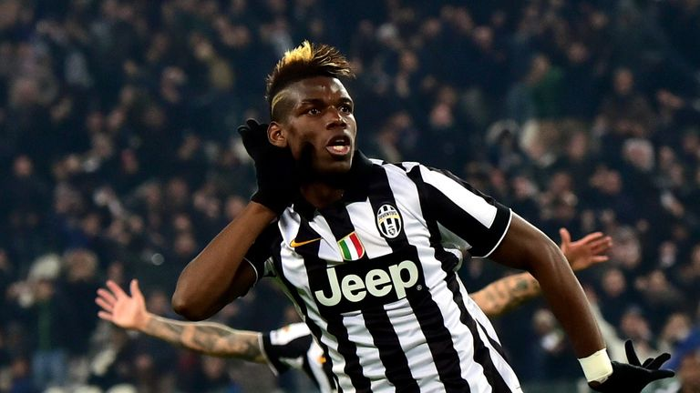 Paul Pogba - will he stay at Juventus, or head for the Premier League?