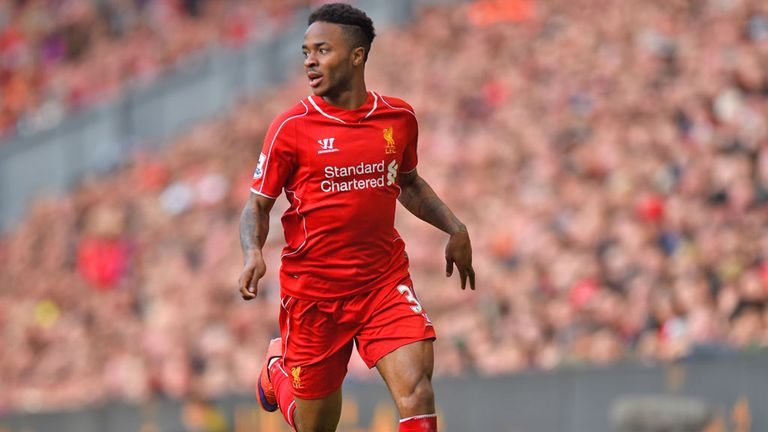 Raheem Sterling cannot be considered a great according to Jamie Carragher and Phil Thompson