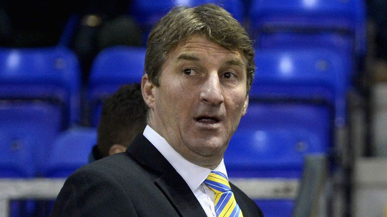 Warrington coach Tony Smith is looking to strengthen his squad ahead of next season