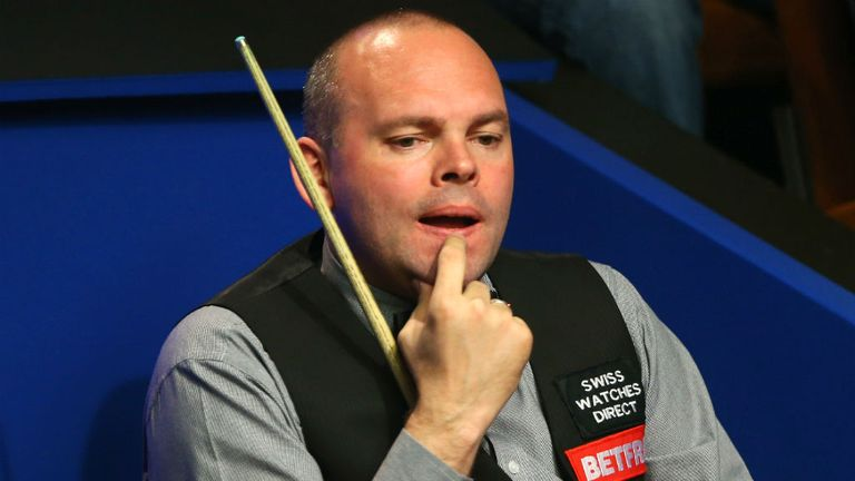 Stuart Bingham: Takes on Shaun Murphy in World Championship final