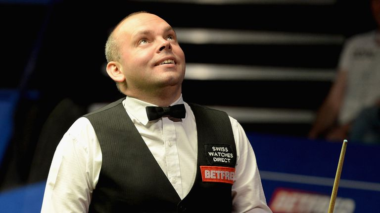Stuart Bingham will be aiming to win his second World Snooker Championship title at the Crucible this summer