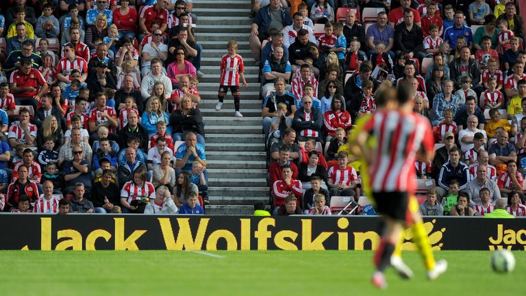 Sunderland fans: Pay the lowest on average for a season ticket