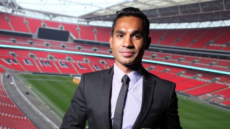 Tottenham academy coach Taff Rahman