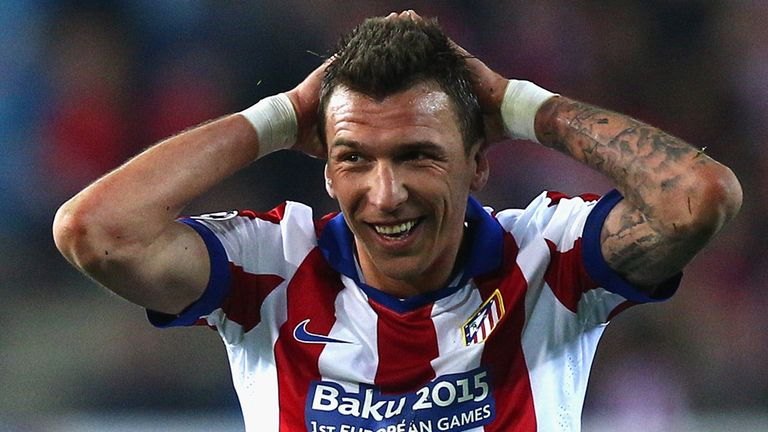 Mandzukic has also joined Juventus this summer
