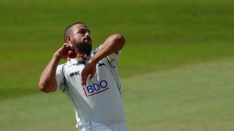 Adams -  692 wickets in first class career