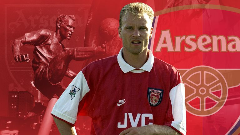 Bergkamp Arsenal 20 Years