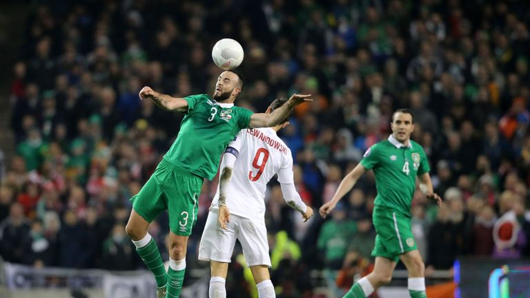 Republic of Ireland are in a good position to finish third, but face Germany on Thursday in Dublin