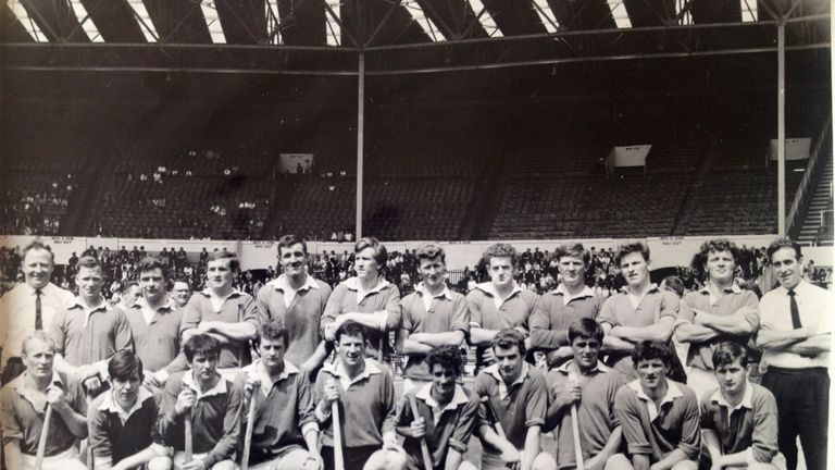 The London team that played in Wembley in 1967 and evolved into the team that reached the All-Ireland semi-final six years later