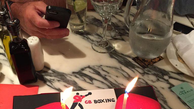 It's someone's birthday!