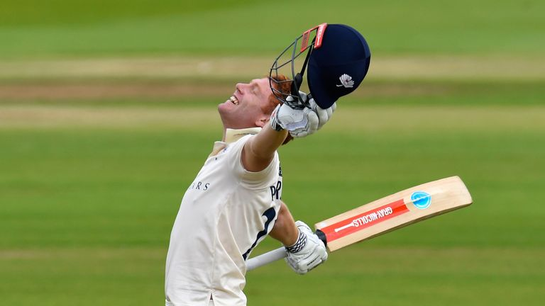 Jonny Bairstow is knocking on England's door after averaging more than 100 in this season's County Championship